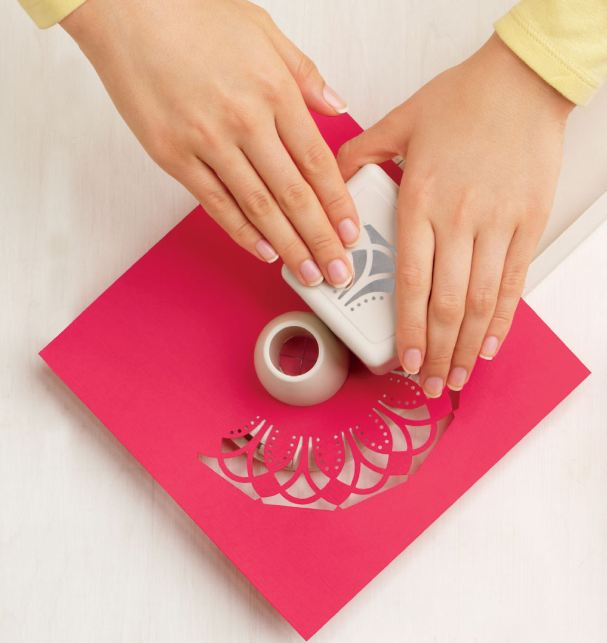 Create And Craft Paper Punch Set