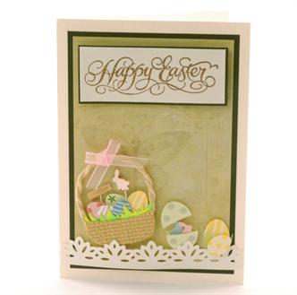 Project: Quick Easter Card