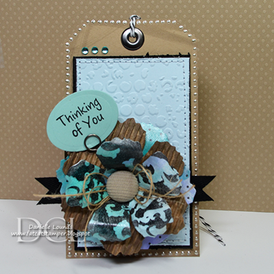 Tutorial: Tattered Paper Flower Accent